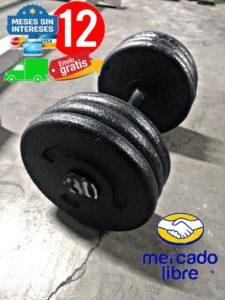 Mancuernas De 50 Kg