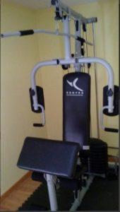 Maquinas De Musculacion Domyos
