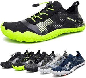 Necesitas zapatos más gruesos para tener más apoyo en los senderos