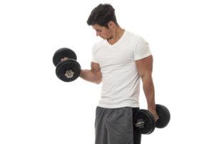 Pesas Biceps