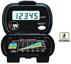 Por qué el podómetro Yamax Digi-Walker SW-200 es simple y preciso