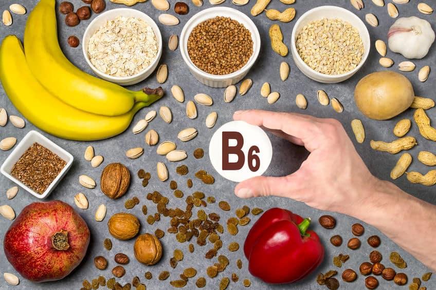 Photo of ¿Por qué la vitamina B6 es un nutriente saludable para ti?
