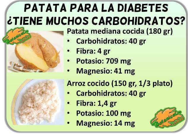 Photo of Por qué las patatas aumentan el nivel de azúcar en la sangre más que el azúcar real