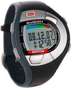 Pruebe el monitor de ritmo cardíaco Strapless Mio Motiva mientras hace ejercicio