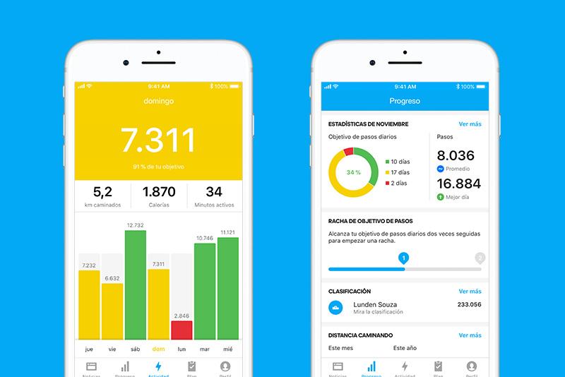 Photo of ¿Puede una aplicación de podómetro hacer que camines más?