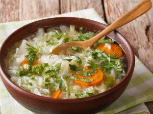 ¿Qué es la dieta de la sopa de repollo?