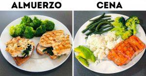 ¿Qué es la dieta de los 5 factores?