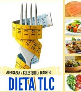 ¿Qué es la dieta TLC?