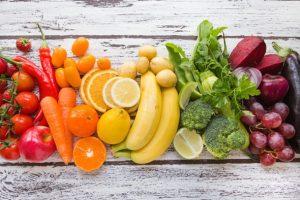 ¿Qué es una dieta de alimentos crudos?