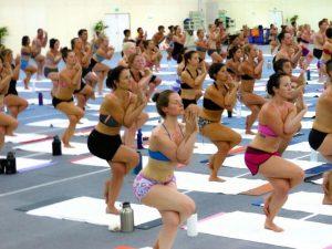 ¿Qué tan caliente es tu clase de yoga caliente?