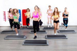 Steps De Gym