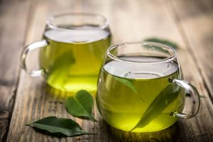 Suplementos de té verde para reducir el colesterol