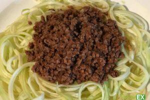 Sustitutos de pastas bajas en carbohidratos