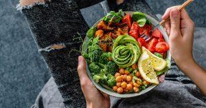 Una guía de 30 segundos para preparar un almuerzo saludable