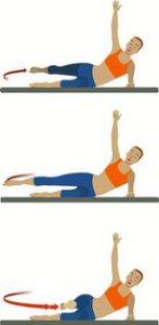 Ver Cómo hacer Pilates Patada de una sola pierna