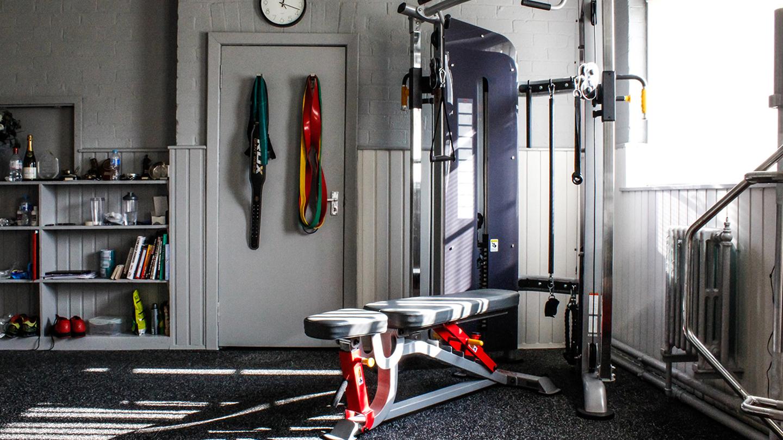 Photo of Creando tu gimnasio en casa perfecto