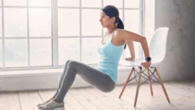 Photo of Abdominales planos en 3 semanas con 6 ejercicios y silla