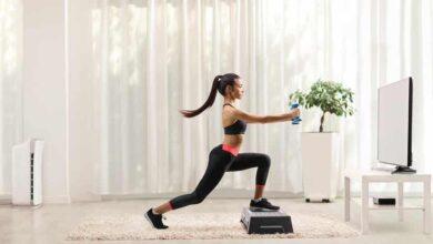 Photo of Fortalece tus rodillas con 5 ejercicios