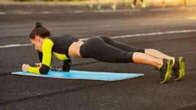 Photo of La plancha: beneficios para los abdominales y el cuerpo