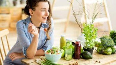 Photo of Adopte una dieta vegetariana sin deficiencias de nutrientes.